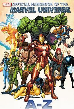 Official Handbook of the Marvel Universe A to Z: Vol. 5