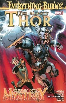 Mighty Thor, The/journey Into Mystery: Everything Burns