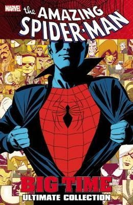 Spider-man: Big Time Ultimate Collection Cover Image