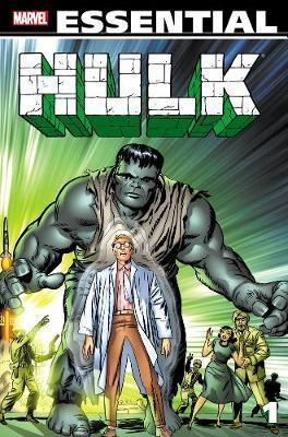 Essential Hulk Vol. 1