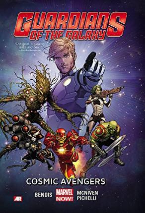 Guardians Of The Galaxy Volume 1 Cosmic Avengers (marvel Now)