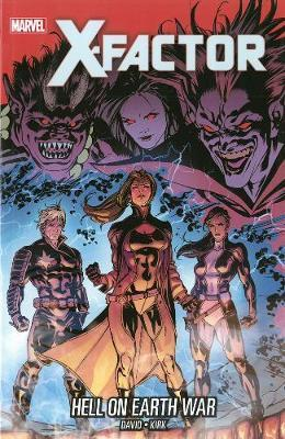 X-factor - Volume 20: Hell On Earth War