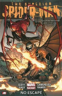 Superior Spider-man - Volume 3: No Escape (marvel Now) Cover Image