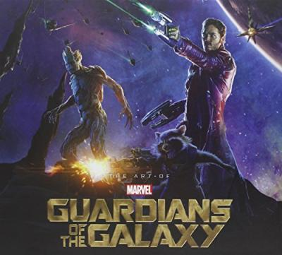 Marvel's Guardians of the Galaxy: Art of the Movie Slipcase