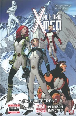 All-New X-Men: All-new X-men Volume 4: All-different All-Different Volume 4