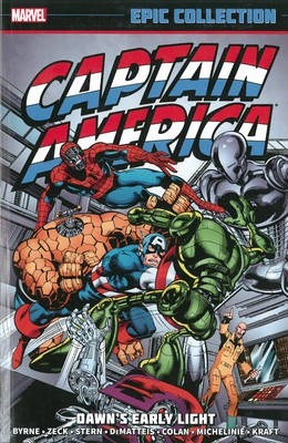 Captain America: Epic Collection: Dawn's Early Light