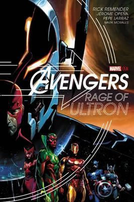 Avengers: Rage Of Ultron