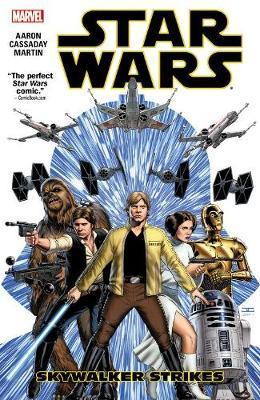 Star Wars Volume 1: Skywalker Strikes Tpb Cover Image