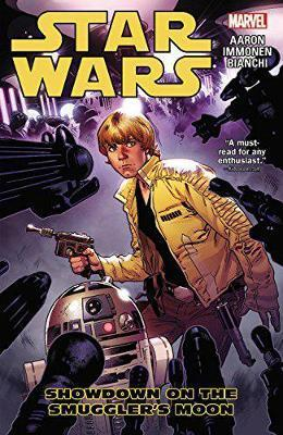 Star Wars Vol. 2: Showdown On Smugglers Moon Cover Image