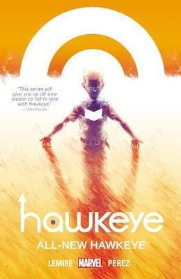 Hawkeye Volume 5: All-new Hawkeye