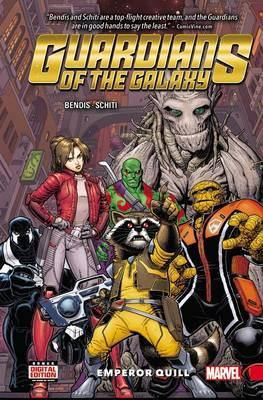 Guardians of the Galaxy: New Guard Vol. 1 - Emperor Quill: Volume 1