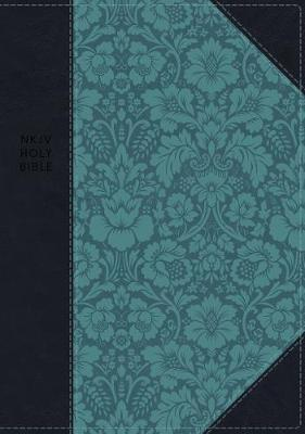 NKJV Journal The Word Reference Bible Red Letter Edition [Blue]