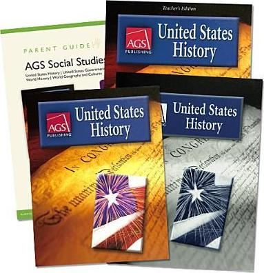 Ags United States History 2005 Homeschool Bundle