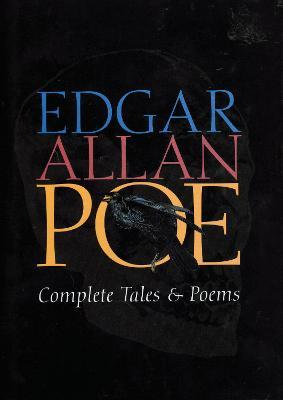 Edgar Allan Poe Complete Tales and Poems Cover Image
