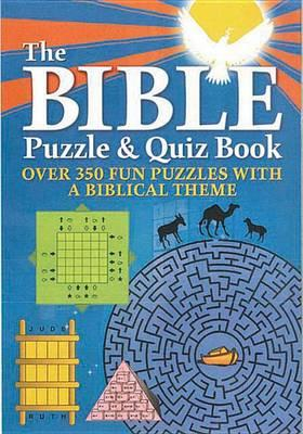 The Bible Puzzle & Quiz Book