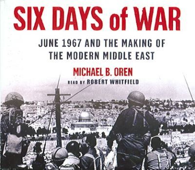 MICHAEL OREN SIX DAYS OF WAR EPUB