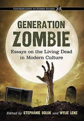 Zombies in Modern Culture