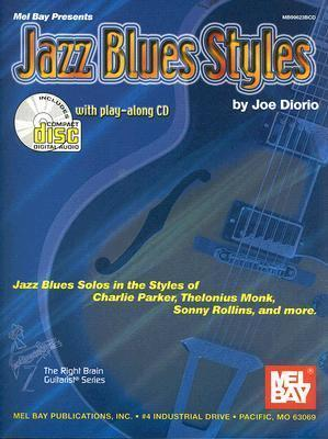 Jazz Blues Styles  Jazz Blues Solos in the Styles of Charlie Parker, Thelonius Monk, Sonny Rollins, and More