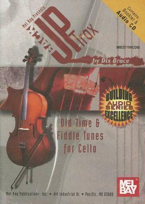 Backup Trax  Old Time & Fiddle Tunes for Cello