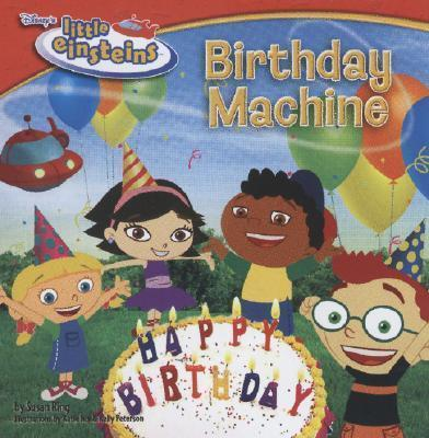 Sensational Disneys Little Einsteins Birthday Machine Susan Ring Funny Birthday Cards Online Inifofree Goldxyz