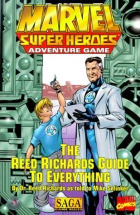 The Reed Richard's Guide to Everything
