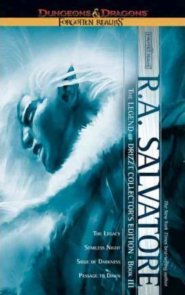 The Legend of Drizzt Collector's Edition: Bk  3 : R  A  Salvatore