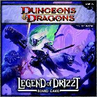 Legend of Drizzt Board Game : A Dungeons & Dragons Board Game