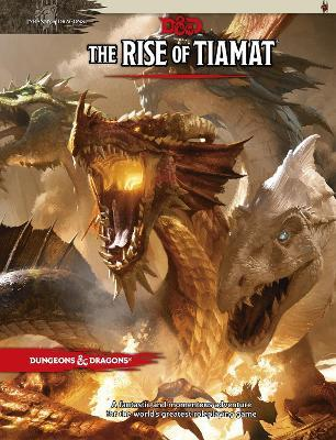 The Rise of Tiamat Cover Image