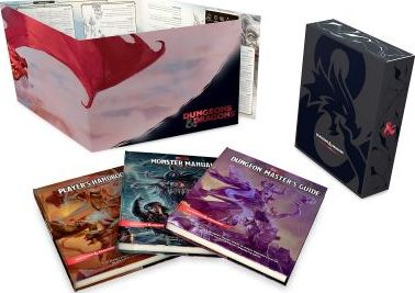 d&d core rules gift set limited edition review