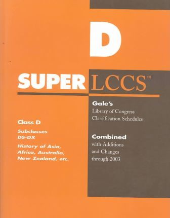 Superlccs 2003 : Schedule Ds-Dx History of Asia, Africa, Austalia and New Zealand