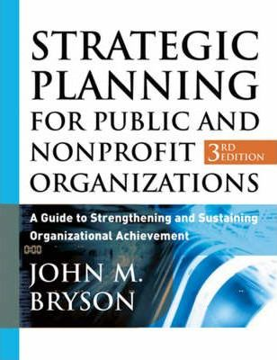 Books on strategy and planning