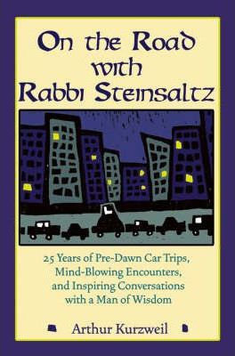 On the Road with Rabbi Steinsaltz
