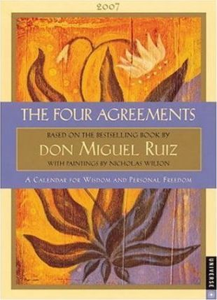 The Four Agreements Don Miguel Ruiz 9780789314017