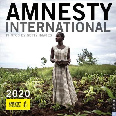 Amnesty International 2020 Wall Calendar