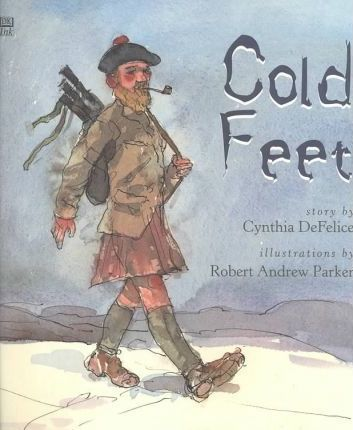 Cold Feet Cynthia C Defelice 9780789426369