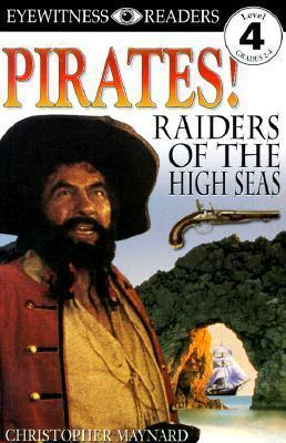 DK Readers L4: Pirates: Raiders of the High Seas Cover Image