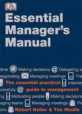 DK Essential Manager's Manual