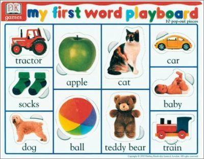 My First Word Playboard