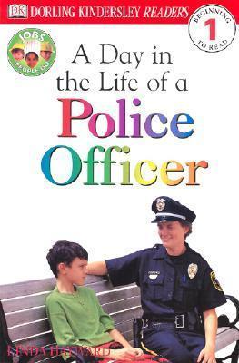 DK Readers L1: Jobs People Do: A Day in the Life of a Police Officer