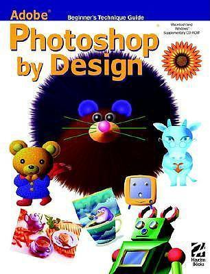 Adobe Photoshop Design by Example