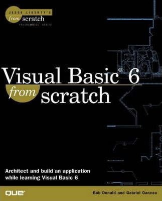 Visual Basic 6 from Scratch