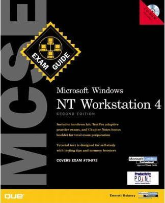MCSE Microsoft Windows NT Workstation Exam Guide
