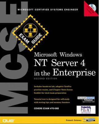 MCSE Microsoft Windows NT Server in the Enterprise Exam Guide, Second Edition