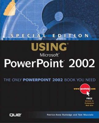 Special Edition Using Microsoft PowerPoint 2002