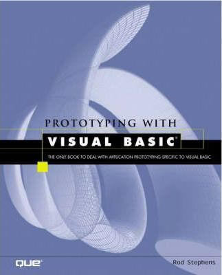 Prototyping with Visual Basic