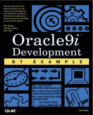 Oracle9i Development By Example