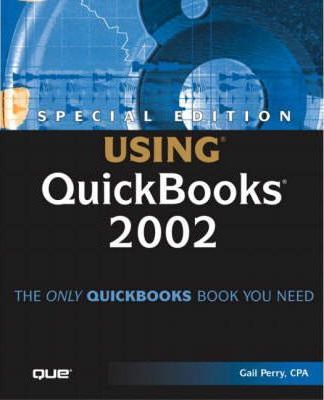 Special Edition Using QuickBooks 2002