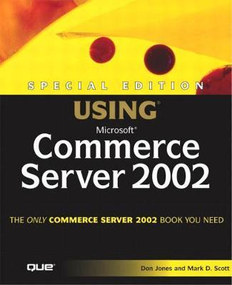 Special Edition Using Microsoft Commerce Server 2002