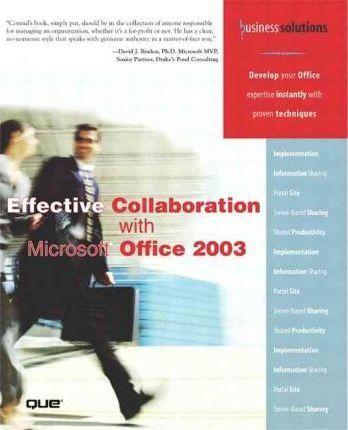 Effective Collaboration with Microsoft Office