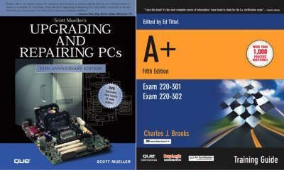 A+ Training Guide & Upgrading & Repairing PCs, 15th Edition Bundle
